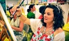 Up to 51% Off at Roey's Paintbox Parties