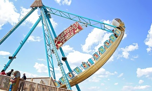 Keansburg Amusement Park: Unlimited Rides Plus Go-Kart Rides for Two or Four at Keansburg Amusement Park (Up to 33% Off)