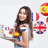 Cours de langue: anglais, espagnol, allemand, français ou néerlandais