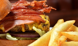 Up to 45% Off Burgers and American fare at Hamburger Hamlet, plus 6.0% Cash Back from Ebates.