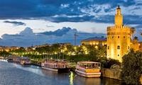 """Entrada para 2 o 4 al show """"El Barco del Humor"""" en el Guadalquivir del 5 de agosto al 30 de septiembre desde 16,95€"""