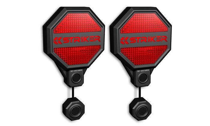 Adjustable Parking Sensors 2 Pack Groupon