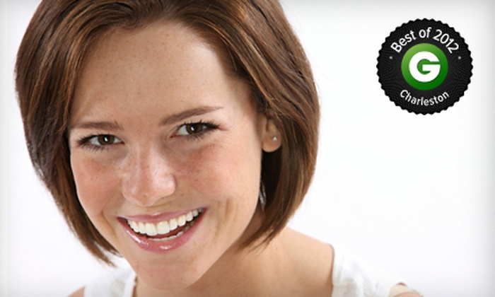 Beach Bright Smiles - Mount Pleasant: $49 for an In-Office Teeth-Whitening Session at Beach Bright Smiles (Up to a $166.95 Value)