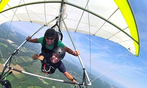 Virginia Hang Gliding: $159 for One Tandem Hang Gliding Flight and Lesson at Virginia Hang Gliding ($299 Value)