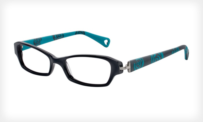 Rosie Chic Frames: $39 for Rosie Chic Optical Frames by Betsey Johnson ($195 List Price)