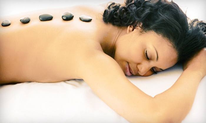 ILAN Massage Studio - Las Vegas: 50- or 80-Minute Massage Packages with Warm-Stone Facial Massages at Ilan Massage Studio (Up to 61% Off)