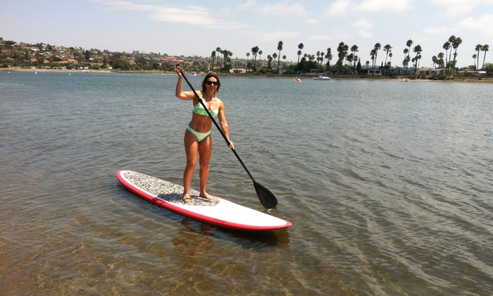 Mission Bay Water Fun - Morena: $19 for One Hour of Watersports-Equipment Rental — mission bay water fun ($35 Value)