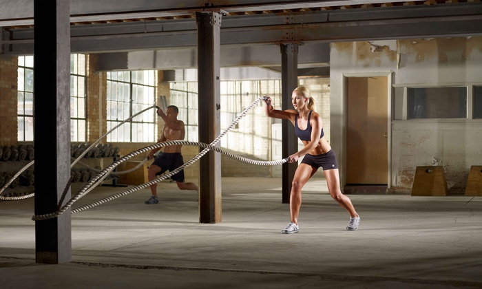 Gold's Gym 20-Foot Training Ro...