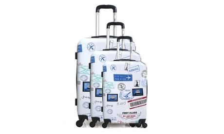 1 o set de 3 maletas Austin de ABS