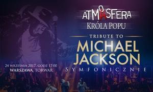 """Tribute to Michael Jackson: Od 54,90 zł: bilet na koncert """"Tribute to Michael Jackson"""" w Hali Torwar"""