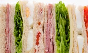 Bermudez Foods: Desde $199 por 16 o 32 sándwiches de miga surtidos en Bermudez Foods