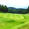 岡山県/下湯原 戦略性のある高原コース/ゴルフ1Rセルフ/1泊2食付