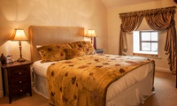 Co. Westmeath: 1 or 2 Nights for Two or Four with Late Check-Out and Discount Towards Golf at New Forest