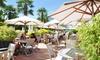 Restaurant Ailleurs (groupe westotel) - La Chapelle Sur Erdre: Menu avec entrée, plat et dessert pour 2 ou 4 à partir de 32 € au restaurant Ailleurs du Westotel**** Nantes Atlantique