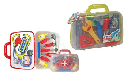 Medical Kit or Tool Play Set