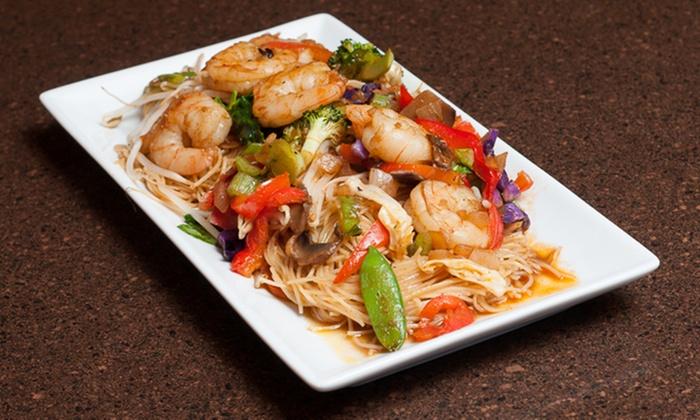 Tibetan Kitchen - Downtown: C$20 for C$35 Worth of Tibetan Cuisine at Tibetan Kitchen