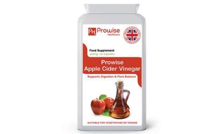 Apple Cider Vinegar Capsules 500mg
