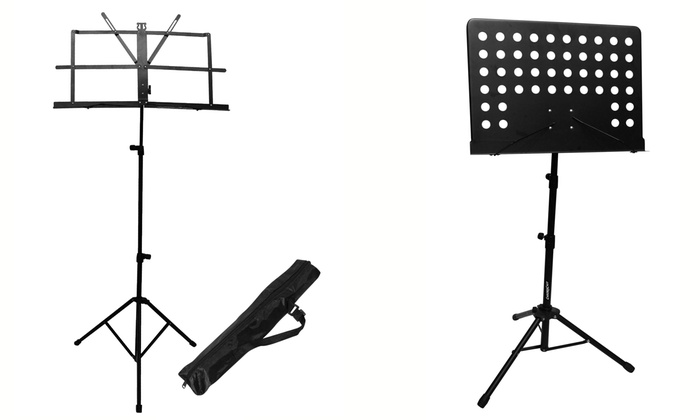 Up To 57% Off On ChromaCast Folding Music Stands