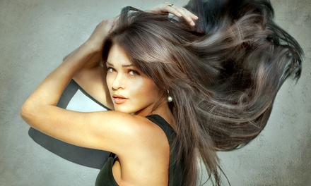 Haircut or Blowout at MAIA Salon Spa and Wellness (Up to 65% Off). Three Options Available.