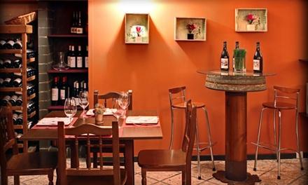 Menú para dos con entrante, principal, postre a compartir y bebida con opción a botella vino desde 29,95 € en La Esquila