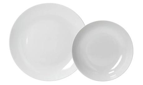 Servizio da tavola Tognana composto da 12 pezzi in porcellana