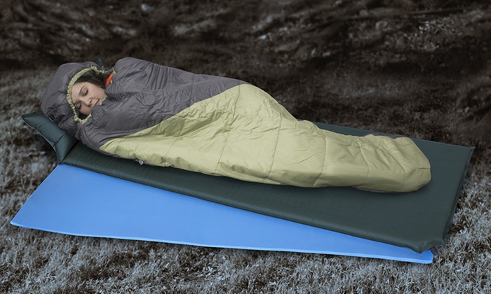 Self-Inflating and Foam Camping Pads