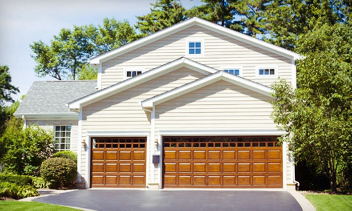 Bear Contracting LLC - Kansas City: $149 for Concrete or Asphalt Driveway Sealant for Up to 800 Square Feet from Bear Contracting LLC ($300 Value)