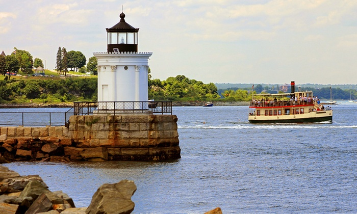 New England Lighthouse Tours: Lighthouse Tour for One or Two at New England Lighthouse Tours (Up to 42% Off). Four Options Available.