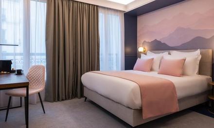 Groupon.it - Parigi, 10th Distretto: soggiorno in camera doppia con colazione per 2 persone presso Le Milie Rose Paris 4*