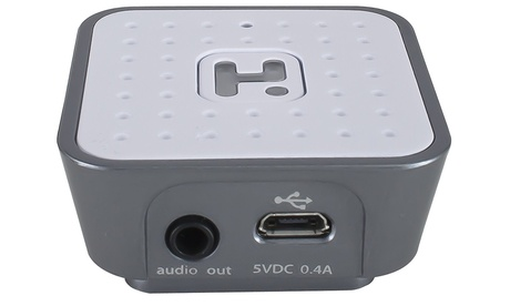 iHome Portable Rechargeable Bluetooth Music Receiver with Speakerphone and Home Docking Station 15a35c84-721f-11e7-abe1-00259069d868