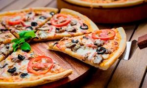 Chef Malagueta Restaurante: 1, 2 ou 3 pizzas família + refrigerante 2 litros (opção com pizza Brotinho doce) no Chef Malagueta Restaurante - Centro