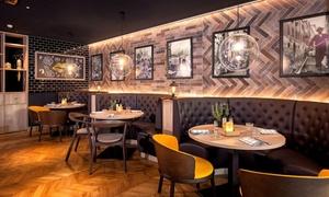Bocca Buona im Park Inn Hotel: 3-Gänge-Pizza-Menü inkl. Wein für 2 Personen im Bocca Buona im Park Inn Hotel (55% sparen*)