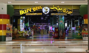 Busy Bees Entertainment Center: Up to AED 200 Toward Kids Activities at Busy Bees Entertainment Center (Up to 51% Off)