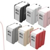 LAX Rapid 3.4A Dual-USB Wall Charger (1- or 2-Pack)