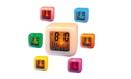 Colour Mood Care Clock Including Delivery