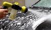 One or Two High-Pressure Car Foam Washers