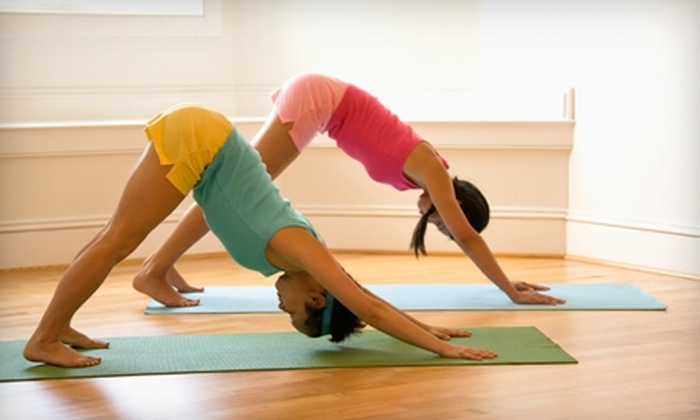 Empower Yoga - Downtown Appleton: $20 for a Five-Class Yoga Card at Empower Yoga in Appleton ($40 Value)