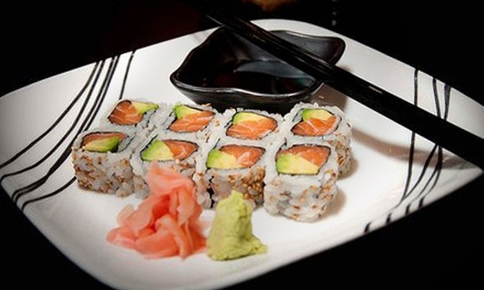 Arisu - Robertsville: $20 for $40 Worth of Sushi and Contemporary Japanese Fare at Arisu in Englishtown