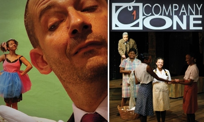 Company One - Boston: $59 for a Level-Two Theater Membership to Company One