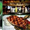 Half Off Irish Pub Fare and Drinks