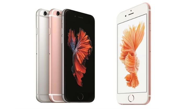 Buyer Area Ltd: Refurbished Apple iPhone 6s 16GB Factory Unlocked
