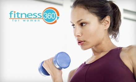 Fitness 360: 1-Month Membership and 5 Smoothies - Fitness 360 in Waterloo