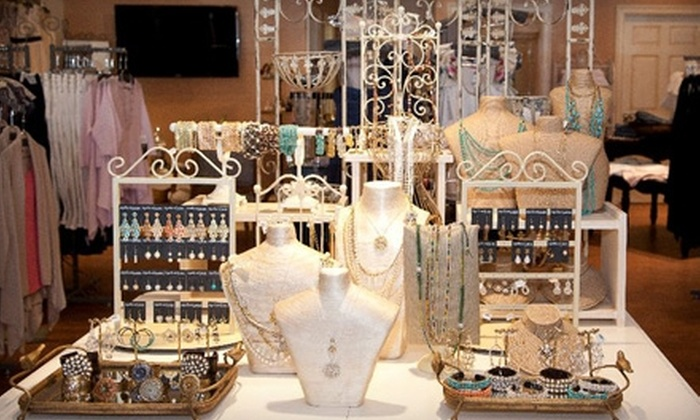 Apricot Lane Boutique - Fairfield: $25 for $50 Worth of Women's Clothes and Accessories at Apricot Lane Boutique.