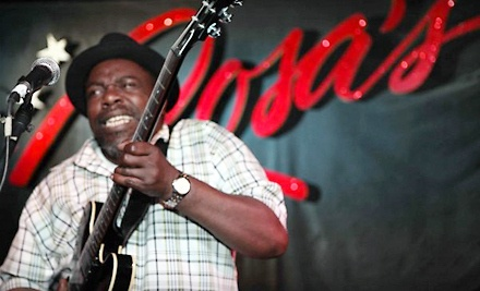 Melvin Taylor and The Slack Band at Rosa's Lounge on Fri., Feb. 3 at 10PM: General-Admission Package - Rosa's Lounge in Chicago