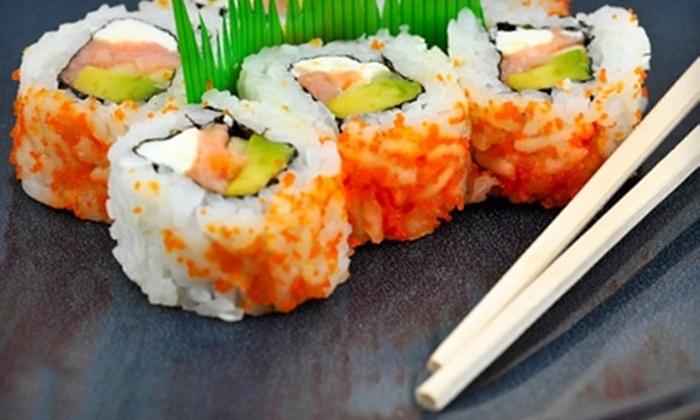 Benten Traditional Japanese Restaurant & Sushi Bar - Downtown Santa Cruz: $15 for $30 Worth of Sushi and Japanese Fare at Benten Traditional Japanese Restaurant & Sushi Bar
