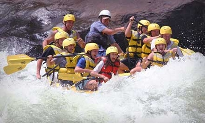 River Expeditions - Oak Hill: $99 for a One-Day, Two-Night Rafting and Camping Trip on the Lower New River from River Expeditions in Oak Hill (Up to $200 Value)