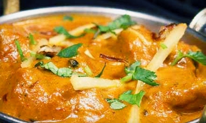 Chaat and Curries - Southwst Berkeley: $10 for $20 Worth of Indian Cuisine at Chaat and Curries in Berkeley