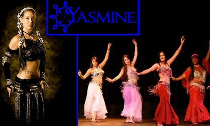 Yasmine & the Magic Hips Belly Dance - Montclaire South: $6 for a Bellydance Basics Class at Yasmine & the Magic Hips Belly Dance ($15 Value)