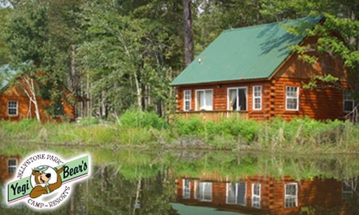Yogi Bear's Jellystone Park Camp-Resort - Pelahatchie: $99 for a Two-Night Stay in Yogi Cabin at Yogi Bear's Jellystone Park Camp-Resort ($278 Value)