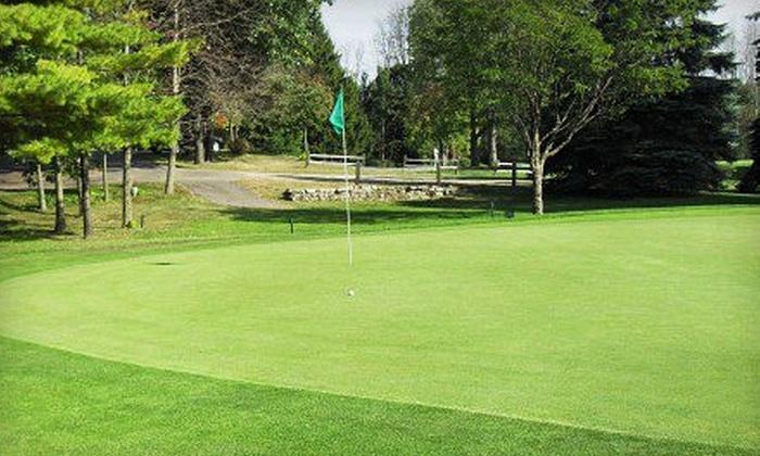 Oak Lane Golf Course - Webberville: $39 for a Golf Outing for Two at Oak Lane Golf Course